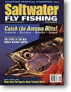 Click NOW to read the Saltwater Flyfishing Magazine Article